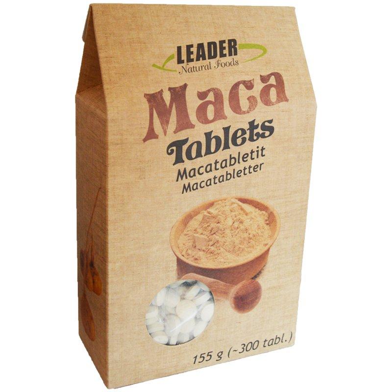 """Ravintolisä """"MACA"""" 300 kpl - 58% alennus"""