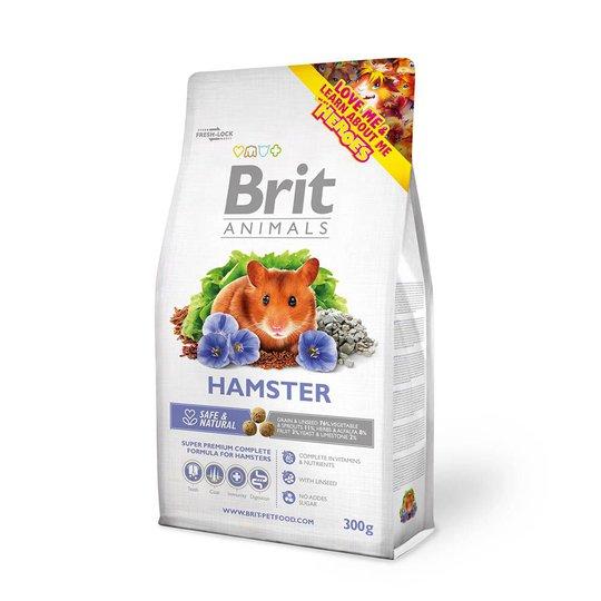 Brit Animals Hamster Complete 300 g
