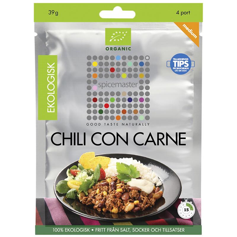 "Maustesekoitus ""Chili con carne"" 39 g - 34% alennus"
