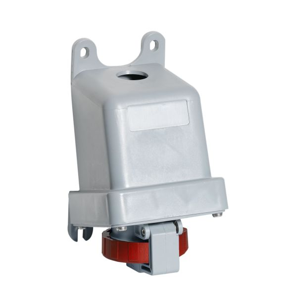 ABB 2CMA167189R1000 Vegguttak IP67, 32 A, yttermontering 5-polet, rød