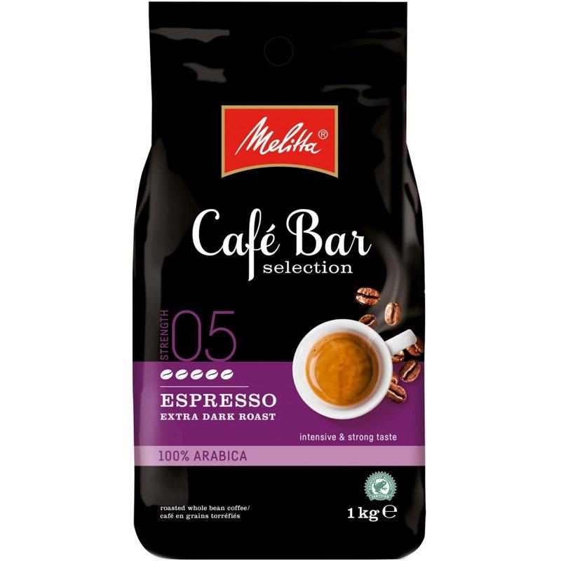 """Kaffebönor """"Espresso Extra Dark"""" 1kg - 32% rabatt"""