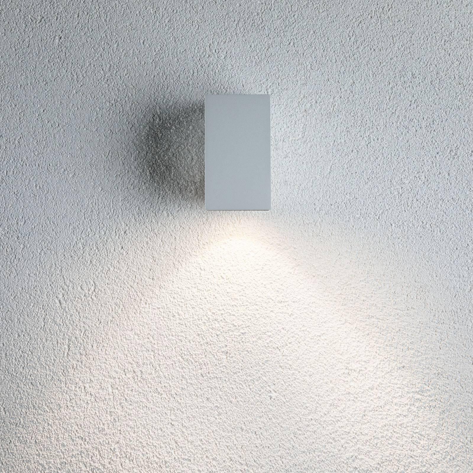 Paulmann Flame utelampe 1 lys 10,3 cm hvit