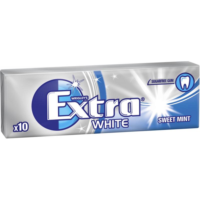"Purukumi ""White Sweet Mint"" 14g - 51% alennus"
