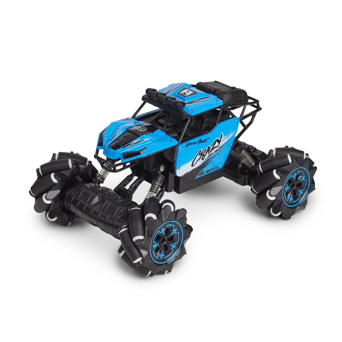 Dancing Climbing Car - 2,4ghz - 1:16 (Remote Controlled)