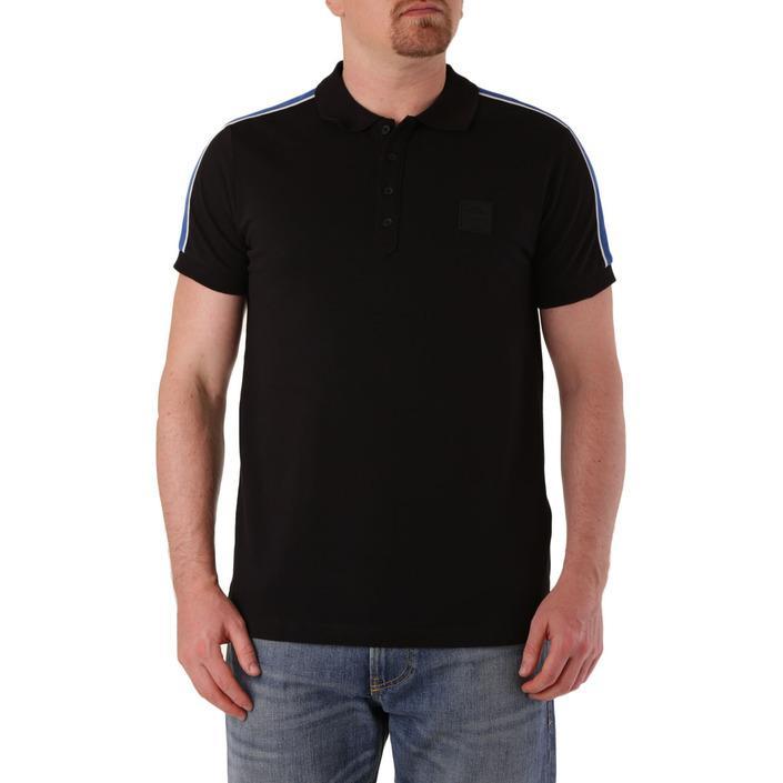 Diesel Men's Polo Shirt Black 283920 - black L
