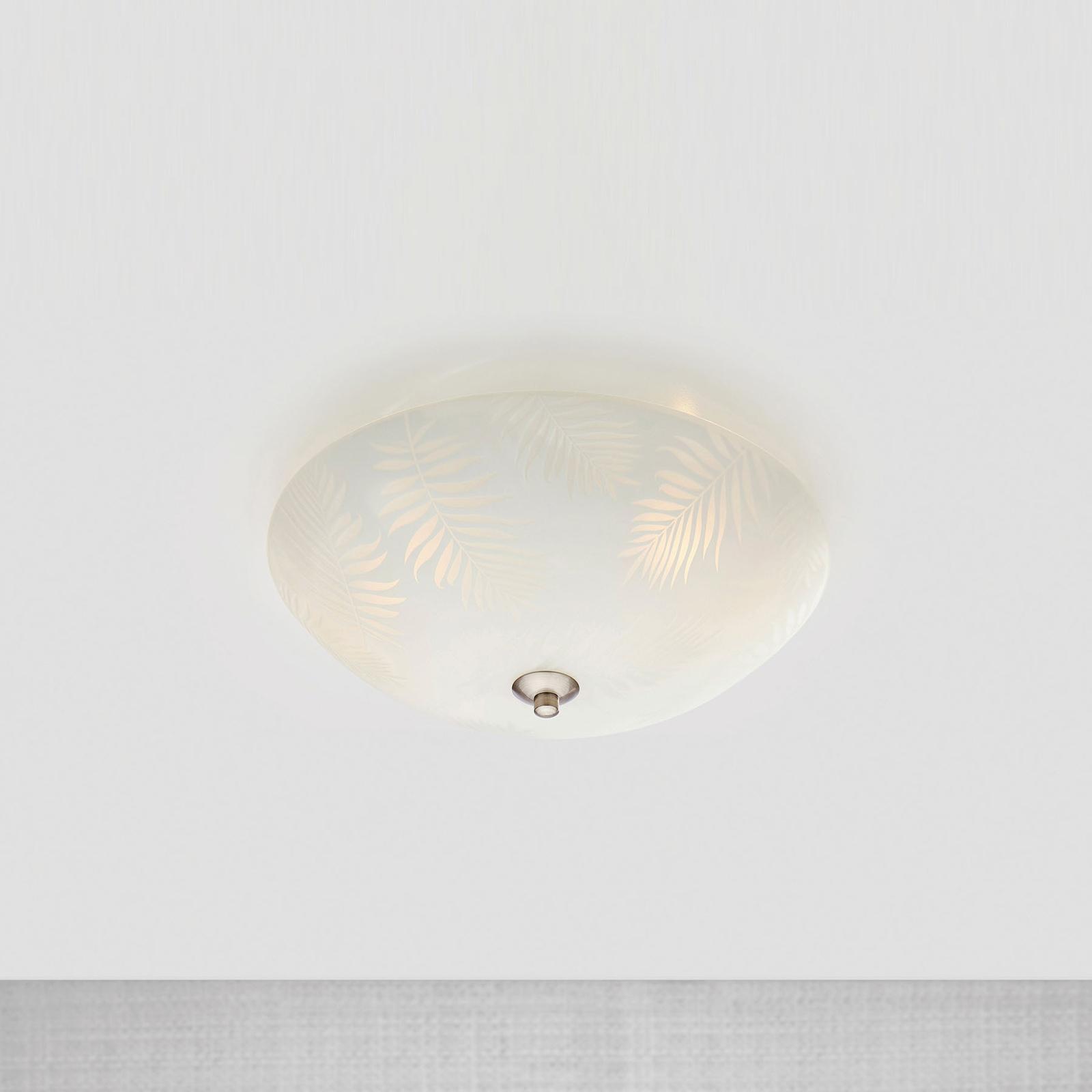 Kattovalaisin Blad lasia, Ø 43 cm
