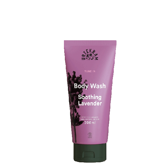 Tune in Soothing Lavender Body Wash, 200 ml