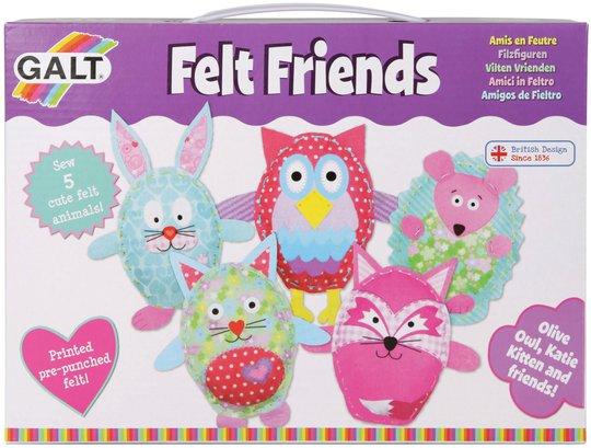 Galt Sykit Felt Friends