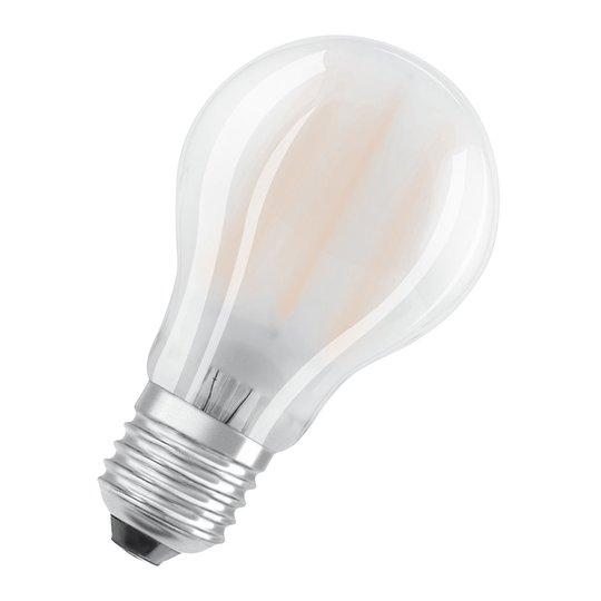 OSRAM-LED-lamppu E27 11W Classic A 2 700 K matta