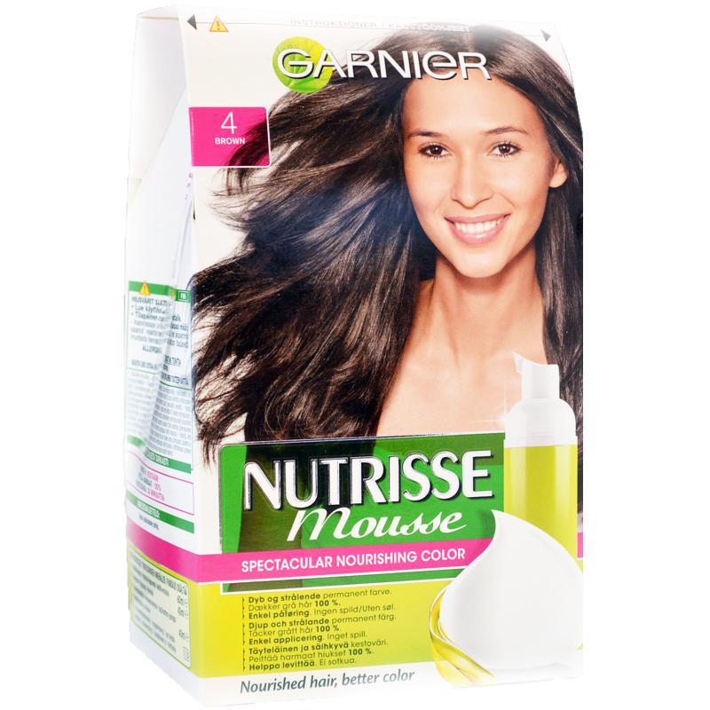 Garnier Nutrisse Mousse 4 - 66% rabatt