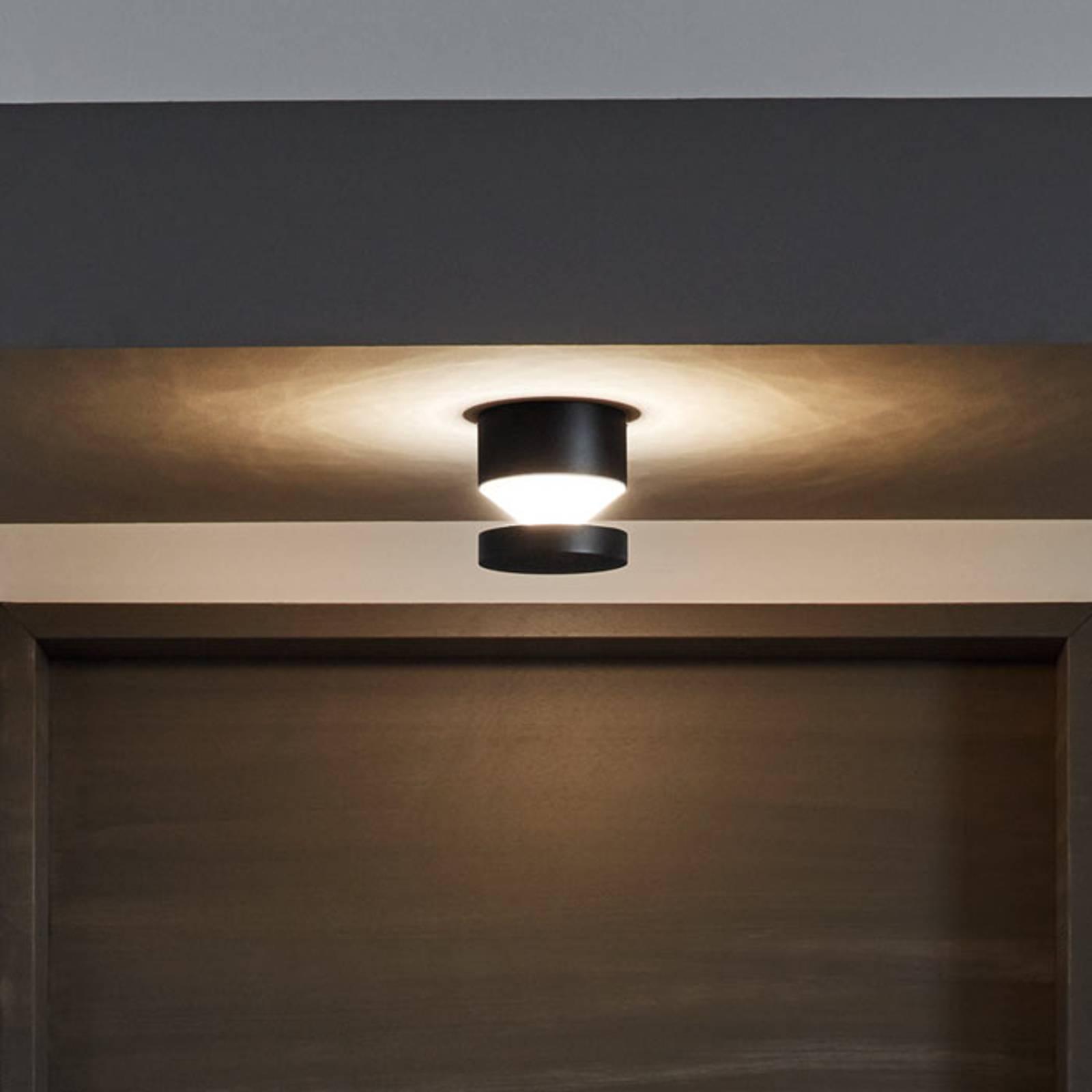 Kätevä LED-ulkoseinävalaisin Melzo