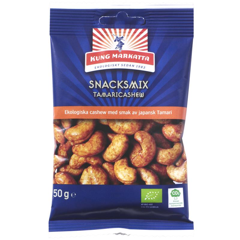 Eko Snacksmix Tamaricashew - 25% rabatt