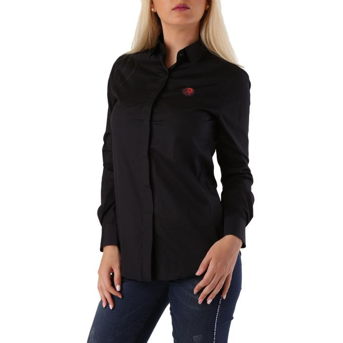 Diesel Women's Shirt Black 312633 - black 38