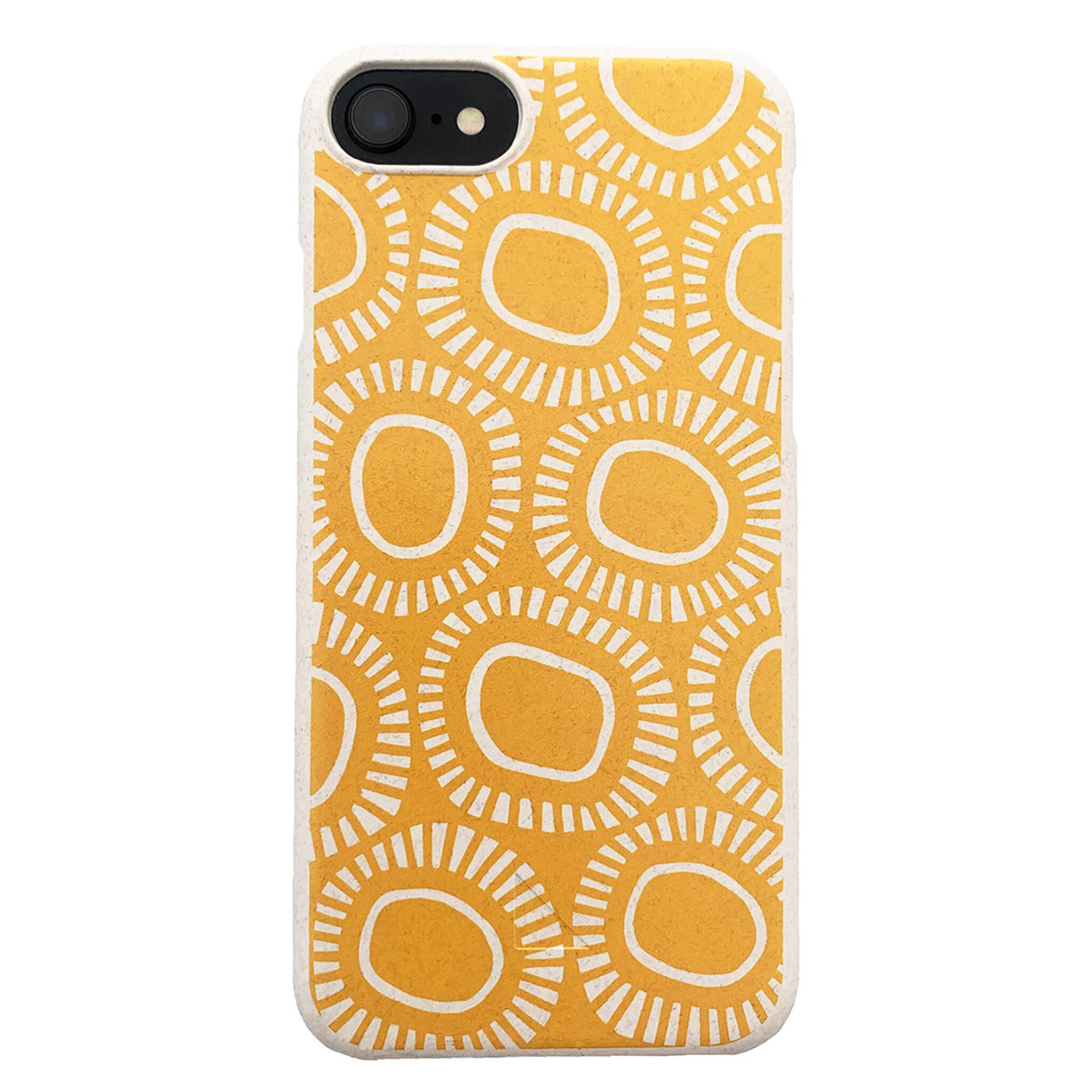 Mobilskal Solar iPhone 6, 6S, 7, 8, SE