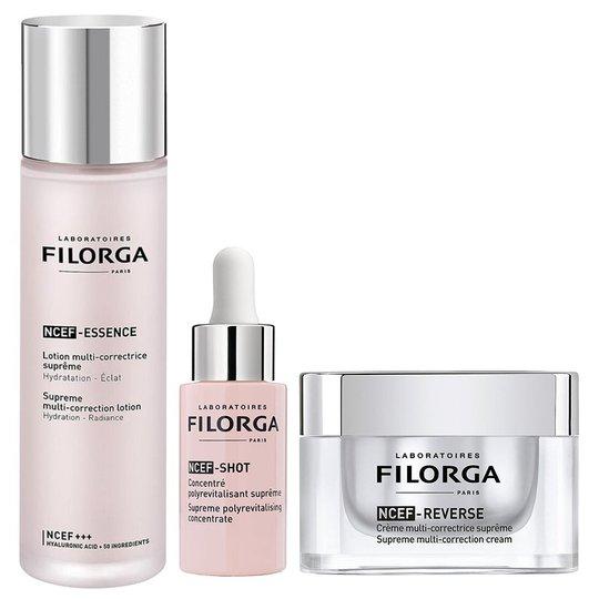 Majas Skincare Favourites, Filorga Ihonhoitopakkaukset