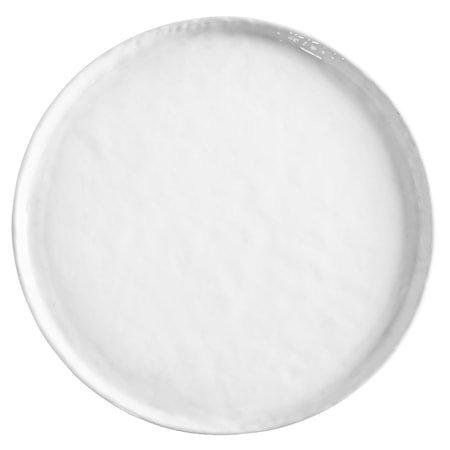 Liten Middagstallerken Hvit 27 cm