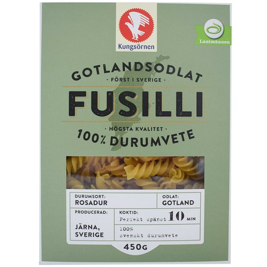 Fusilli Svensk Durum - 25% rabatt