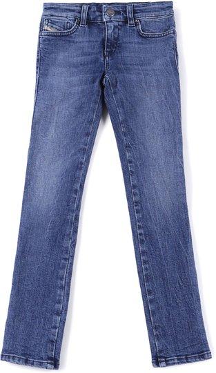 Diesel Skinzee-Low-J-N Jeans, Blue 10år