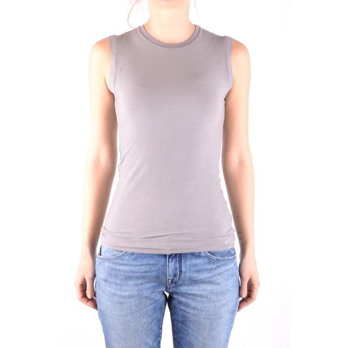 Jacob Cohen Women's Top Grey 162544 - grey S