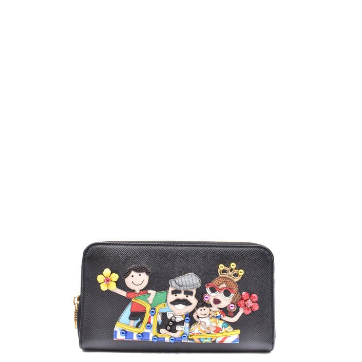 Dolce & Gabbana Women's Wallet Black 248445 - black UNICA