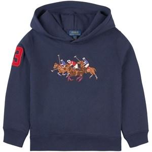 Ralph Lauren Polo Horses Huvtröja Marinblå 5 år