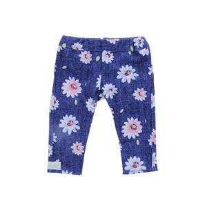 MissMiniMe Flower Power Dock Byxor Blå 5 - 12 år