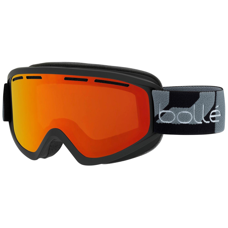 Bolle Unisex Sunglasses Black 21888
