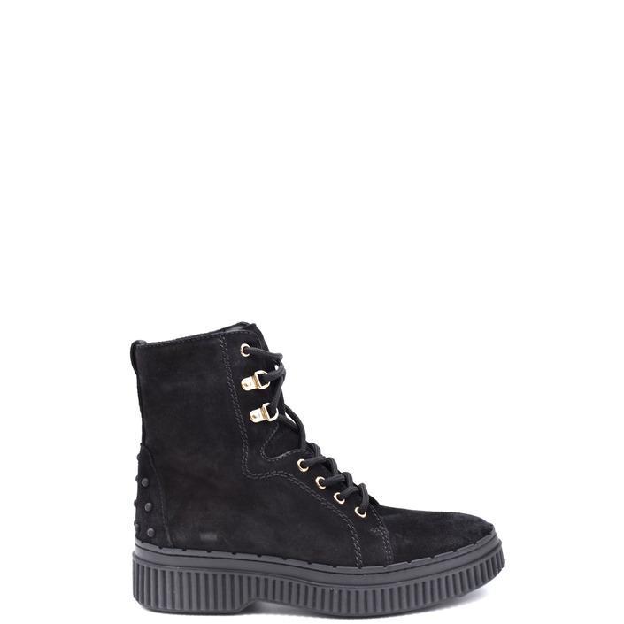Tod`s Women's Boots Black 226519 - black 36