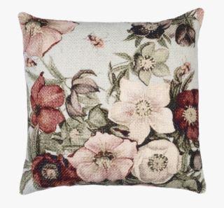 Flores koristetyynynpäällinen moniväri/beige