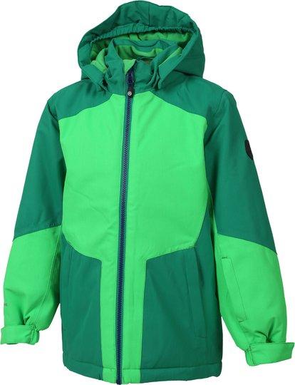 Color Kids Dawson Skijakke, Toucan Green 92