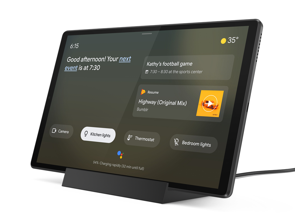 """Lenovo - M10 ZA5Y 10,3"""" FHD With Charging Station ( Google Software )"""