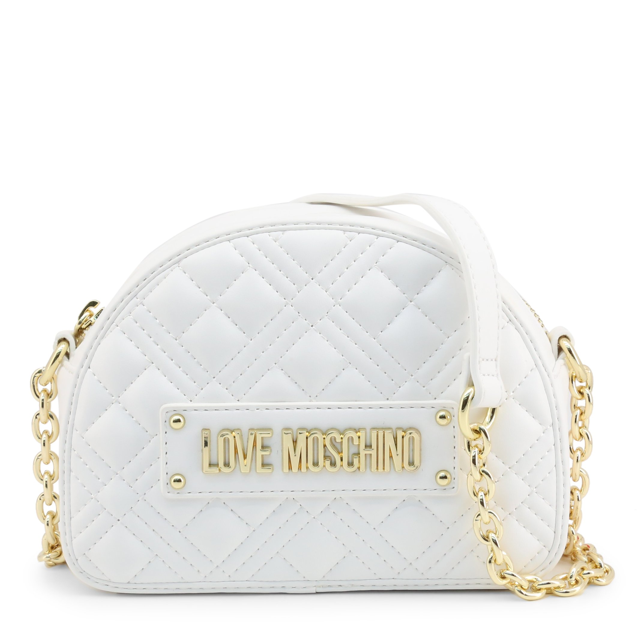 Love Moschino Women's Crossbody Bag Black JC4004PP1CLA0 - white NOSIZE