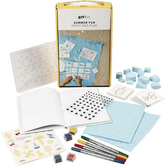 Creativ Company Kreativ Med Papir Og Kartong