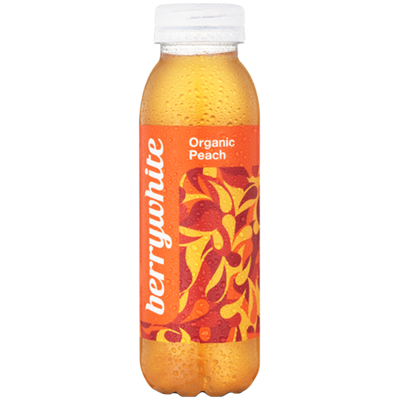 "Fruktdryck ""Organic Peach"" 330ml - 54% rabatt"