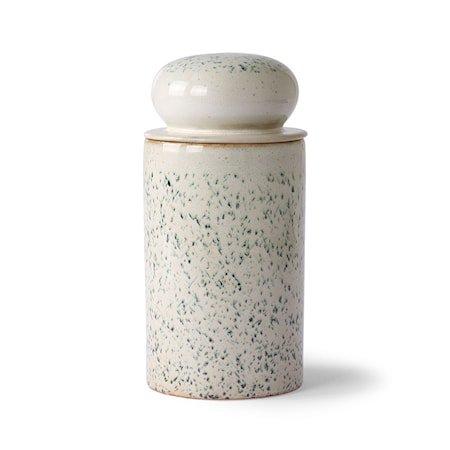 Ceramic 70's Oppbevaringsboks Hail