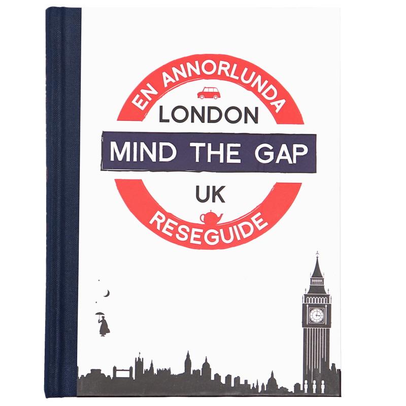 London: En annorlunda reseguide - 94% rabatt