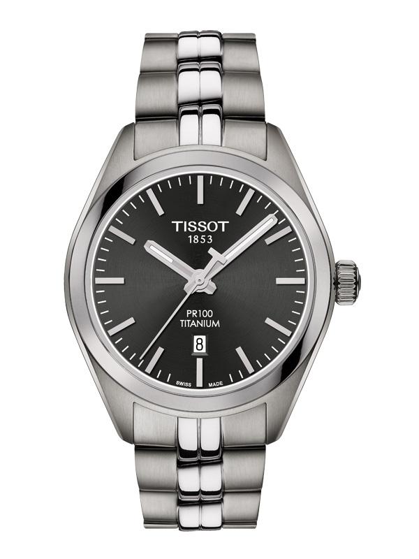 Tissot PR 100 Lady Titanium T101.210.44.061.00