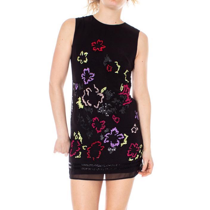 Desigual Women's Dress Black 166200 - black 36