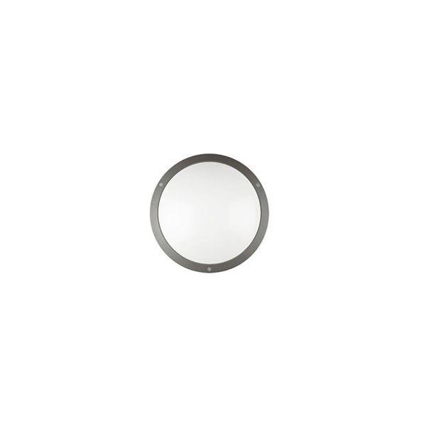Hide-a-Lite Moon Public Round Veggarmatur 3000/4000 K, 1280 lm, 16 W, IK10 Antrasitt