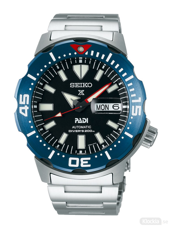 SEIKO Prospex Automatic Diver 42mm PADI SRPE27K1