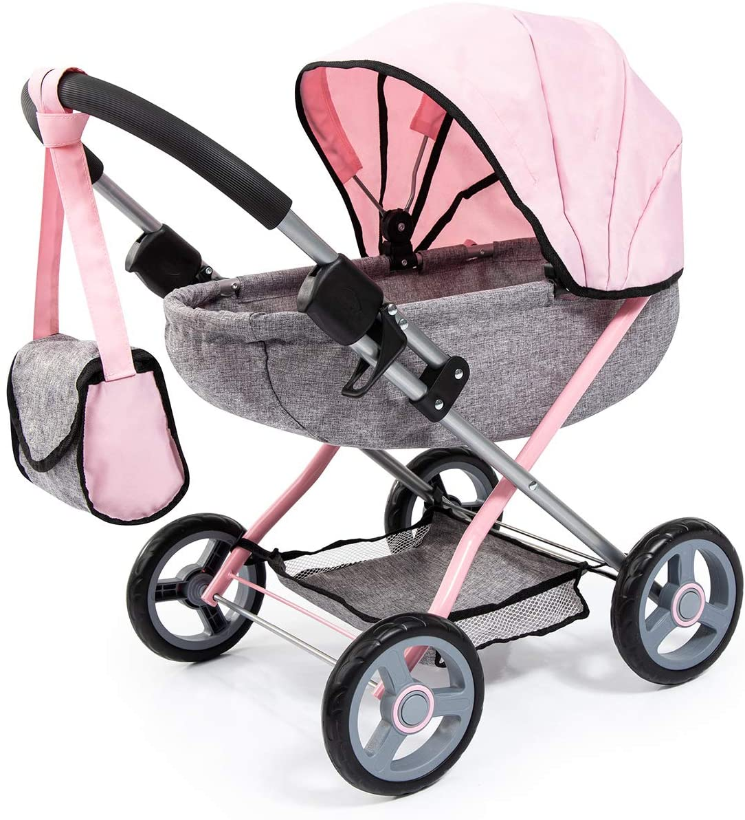 Bayer - Cosy - Doll Pram with Butterflies (12733AA)