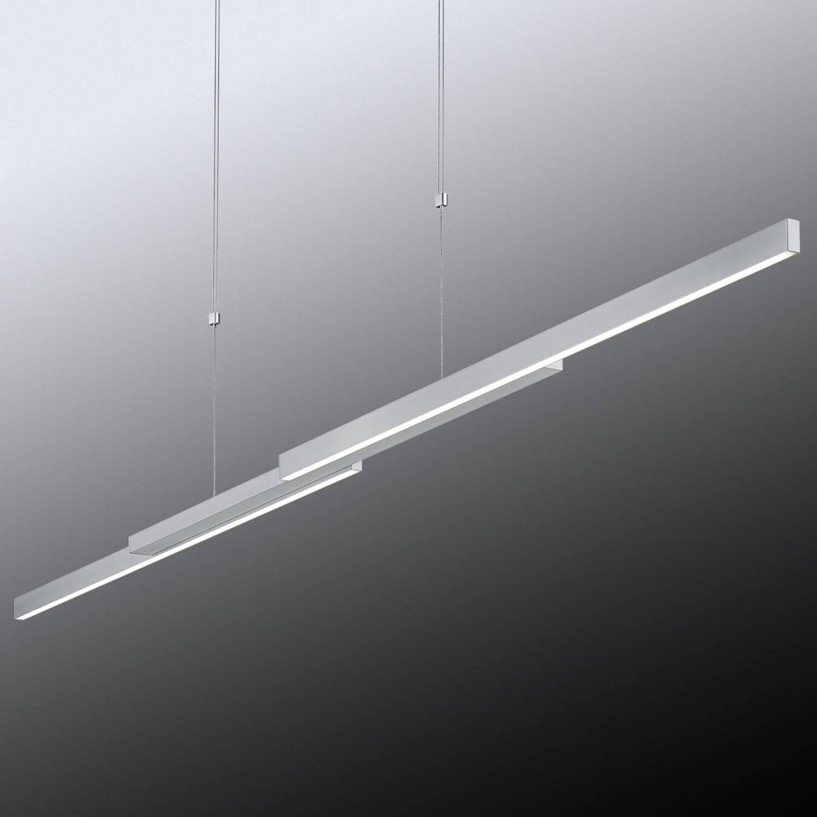 Auki vedettävä Ares-LED-riippuvalo eleohjauksella