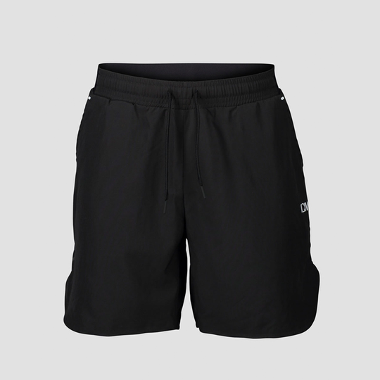Competitor Shorts, Black/White