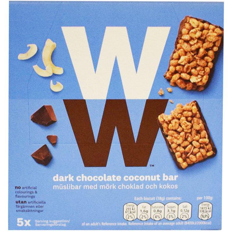 Müslibar Choklad & Kokos - 36% rabatt
