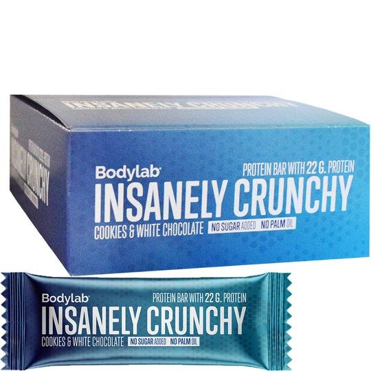 Proteinbars Cookies & White Chocolate 12-pack - 62% rabatt