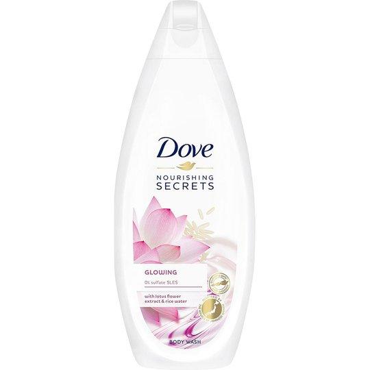 Showergel Glowing Ritual, 225 ml Dove Suihku- ja kylpytuotteet
