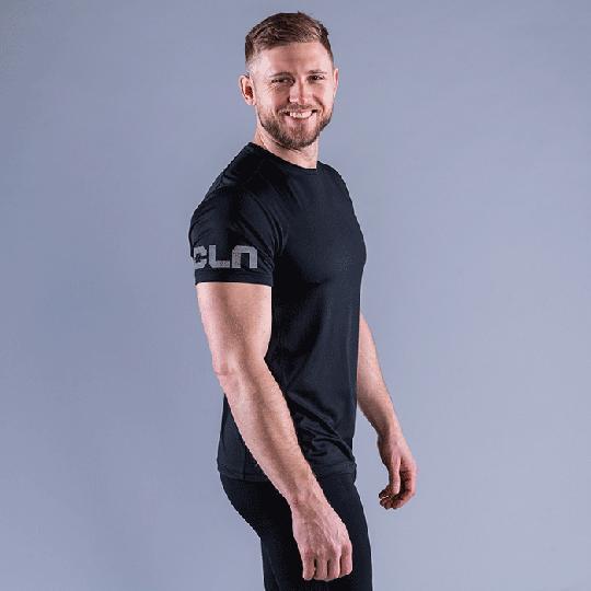 CLN Mist T-shirt, Black