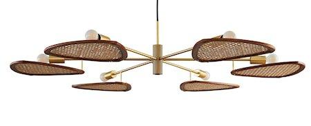Papillion Lampe Colonial