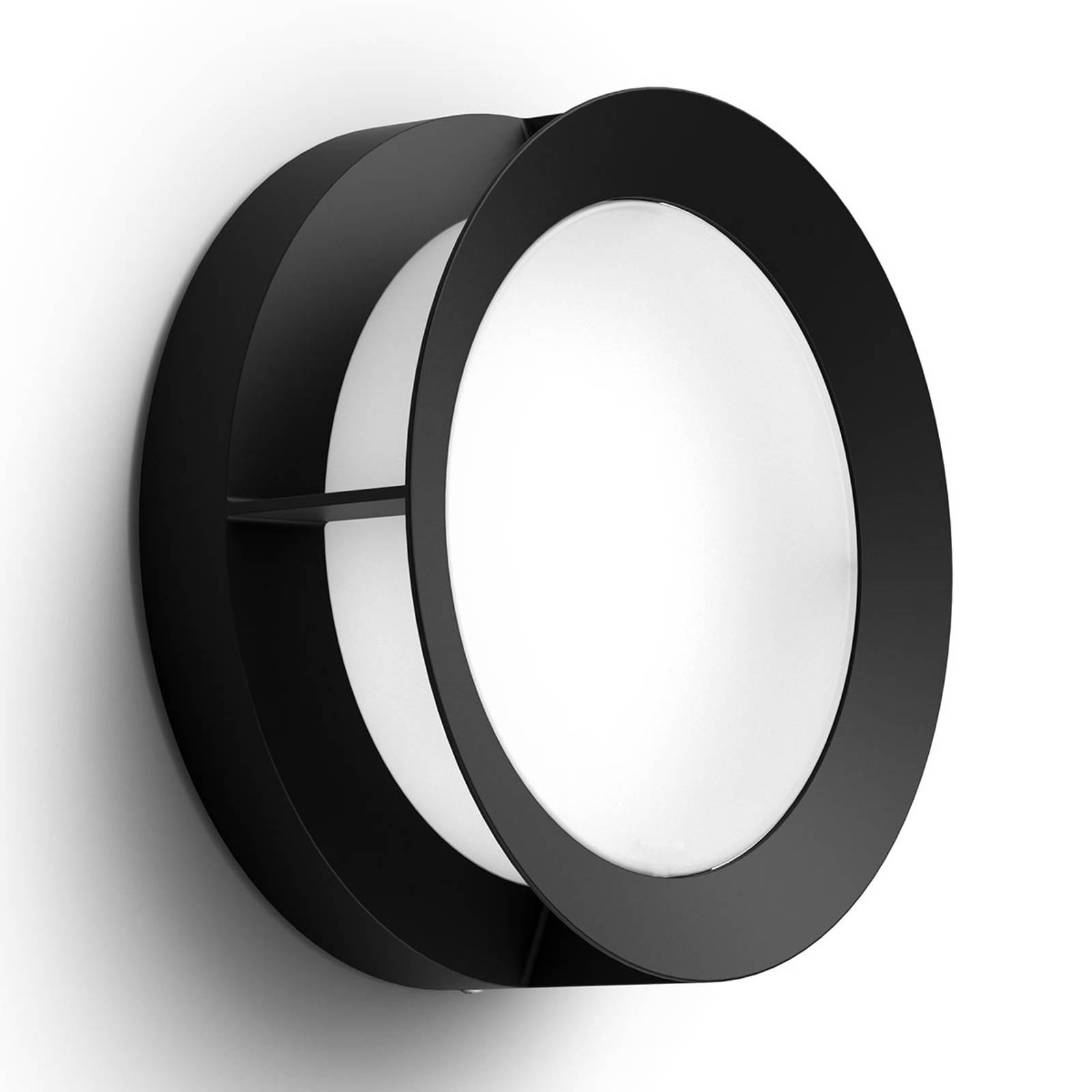 Actea myGarden – pyöreä LED-ulkoseinävalaisin