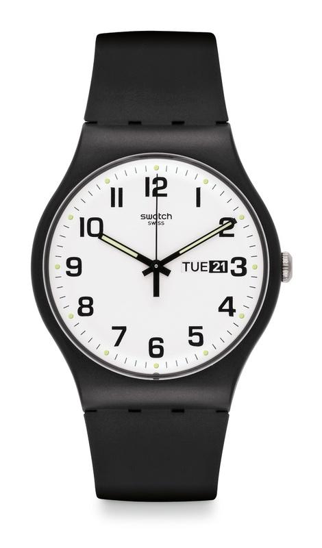 Swatch TWICE AGAIN SUOB705